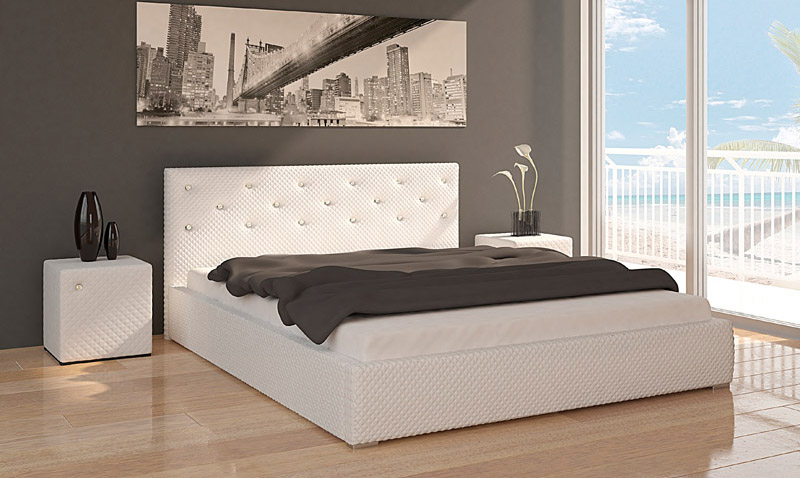 Łóżko Cristal
