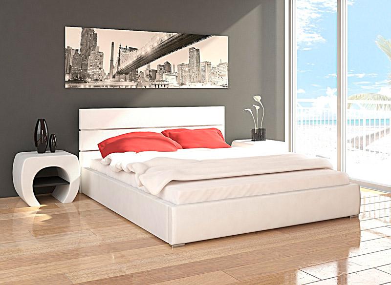 Łóżko Leoni