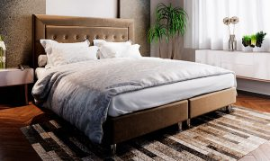 Łóżko Belini