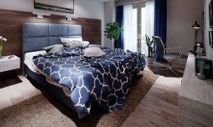 Łóżko Tenso